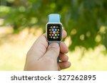 bologna  italy   oct 11  2015 ...   Shutterstock . vector #327262895