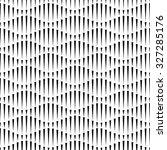 vector seamless texture. modern ... | Shutterstock .eps vector #327285176