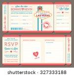 hi detail vector grunge tickets ... | Shutterstock .eps vector #327333188