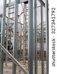 building construction | Shutterstock . vector #327341792
