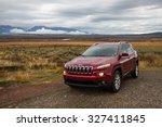 Grand Teton National Park  Usa...