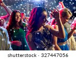 party  holidays  celebration ... | Shutterstock . vector #327447056