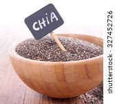 Small photo of chia seed