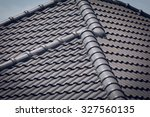 Roof Tile On Residential...