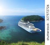 3d Cruise Ship Vacation Holida...
