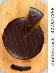 Chocolate Torte   Sachertorte