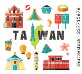 Taiwan Travel Concept  ...