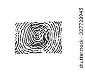 graphic pattern  hand drawn... | Shutterstock .eps vector #327728945