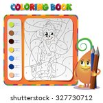 choose the color of the figure. ... | Shutterstock .eps vector #327730712