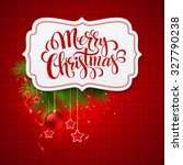 merry christmas card creative...