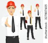 vector illustration of... | Shutterstock .eps vector #327807605