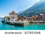 Interlaken  Switzerland  ...