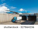 amsterdam   august 28  2015  ... | Shutterstock . vector #327864236