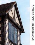 Tudor House Exterior Detail...