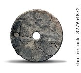 Stone Wheel Object As An Early...