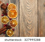different kinds of spices  and... | Shutterstock . vector #327995288