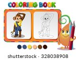 choose the color of the figure. ...   Shutterstock .eps vector #328038908