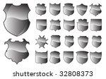 shields | Shutterstock .eps vector #32808373