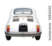 60s Vintage Italian Car...