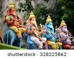india hindu ganesh  ganesha ... | Shutterstock . vector #328225862
