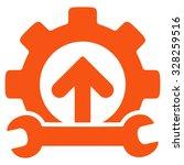 integration tools vector icon.... | Shutterstock .eps vector #328259516