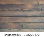 dark wood deck background  | Shutterstock . vector #328270472