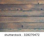 dark wood deck background  | Shutterstock . vector #328270472