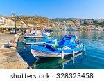 samos island  greece   sep 19 ... | Shutterstock . vector #328323458