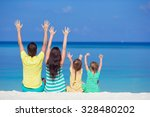family vacation | Shutterstock . vector #328480202