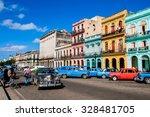 Havana  Cuba   January 1  2014...