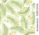seamless exotic pattern with... | Shutterstock .eps vector #328512416