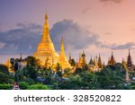 Yangon  Myanmar View Of...