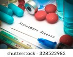 alzheimers disease   diagnosis... | Shutterstock . vector #328522982