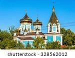 St. Teodor Tiron Monastery In...