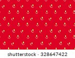 seamless strawberry texture... | Shutterstock .eps vector #328647422