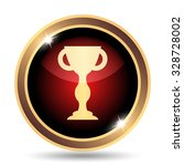 Winners Cup Icon. Internet...