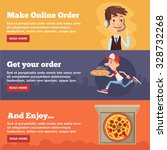 fast food pizza delivery....