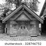 jagti patt temple in naggar... | Shutterstock . vector #328746752