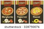 retro vintage vector poster... | Shutterstock .eps vector #328750076