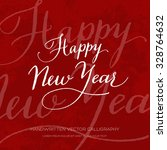 vector original handwritten... | Shutterstock .eps vector #328764632