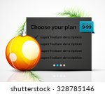 abstract web message box with... | Shutterstock .eps vector #328785146