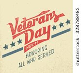Veterans Day Greeting Card Wit...