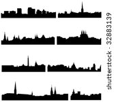 european cities in eight