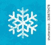 vector retro weathered... | Shutterstock .eps vector #328870478