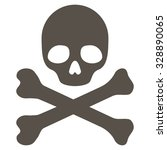 death vector icon. style is...   Shutterstock .eps vector #328890065