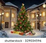Wonderful Christmas Tree With...
