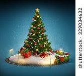 Christmas Tree  Gifts And...