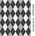seamless vector argyle pattern  ... | Shutterstock .eps vector #32906368