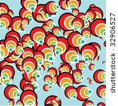floral background | Shutterstock .eps vector #32906527