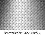 background of metal diamond...   Shutterstock . vector #329080922